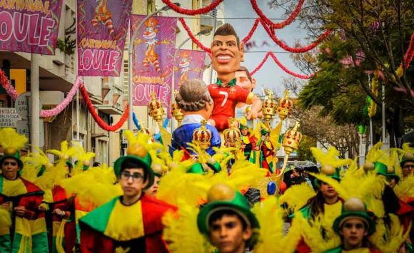 Carnival of Loulé - Algarve