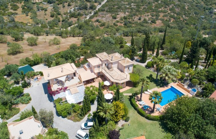 Villa with business opportunities in Loule