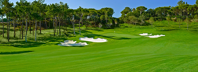 North Quinta do Lago Golf Algarve Portugal