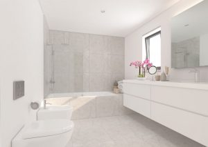Gardens Vilamoura En-suite bathroom