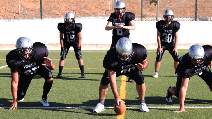 American football in Algarve