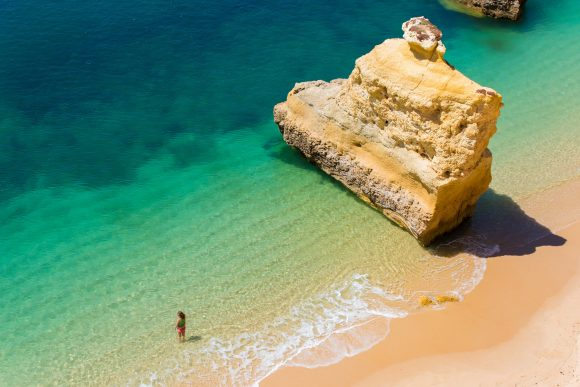 Algarve beach